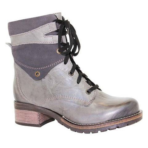 Kara Boot in Slate Leather