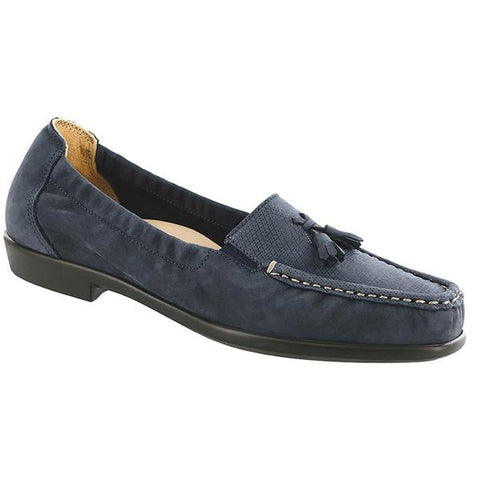 SAS Hope Loafer in Jeans at Mar-Lou Shoes