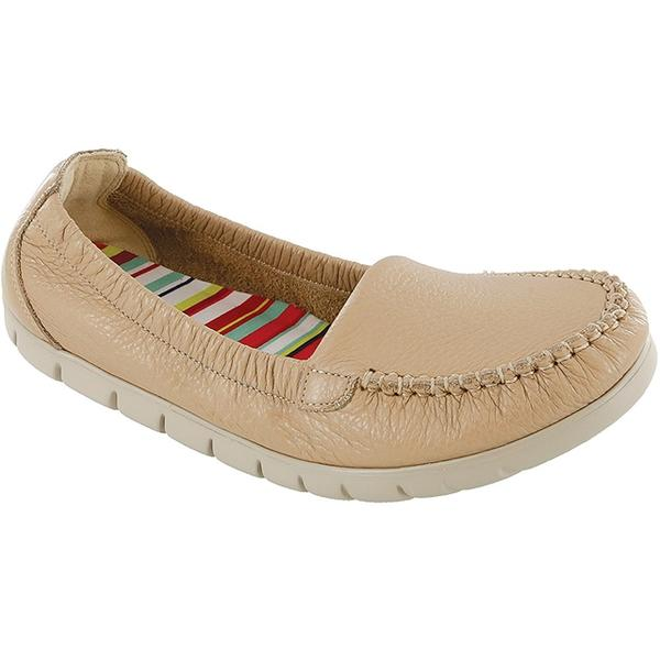SAS Sunny Loafer in Latte Leather at Mar-Lou Shoes