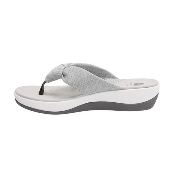 Arla Glison Sandal in Grey