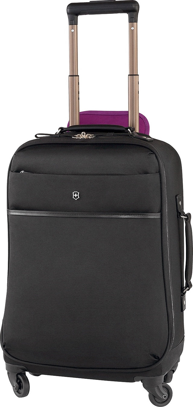 Ambition Carry On Luggage in Black