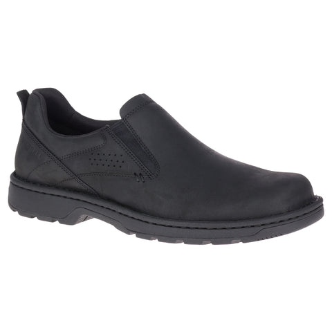 Merrell World Legend 2 Moc Black Leather at Mar-Lou Shoes