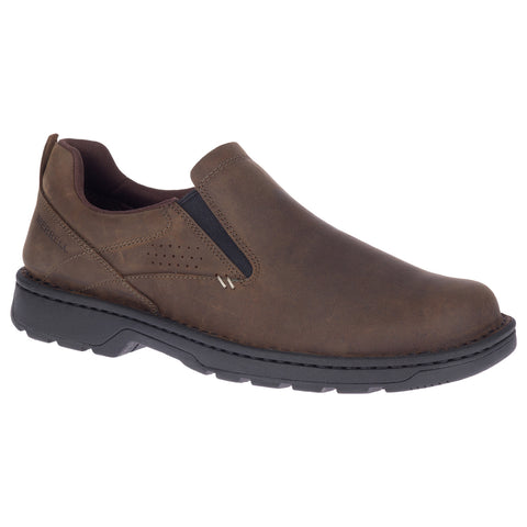 Merrell World Legend 2 Moc Espresso Leather at Mar-Lou Shoes