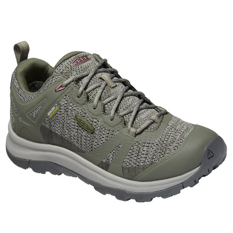 Keen Women's Terradora II Waterproof Dusty Olive/Nostalgia Rose | Mar-Lou Shoes