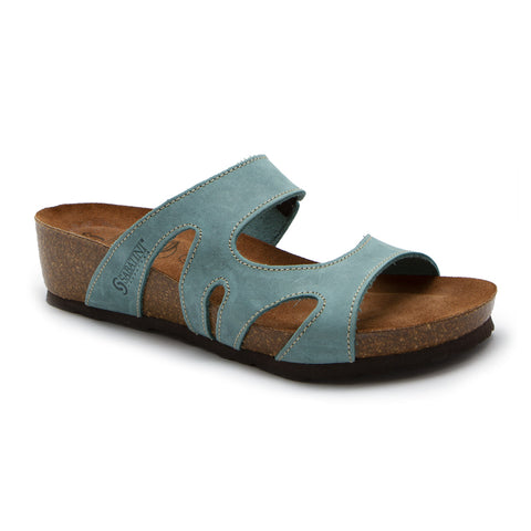 Sabatini Roma Sandal Crazy Jeans at Mar-Lou Shoes