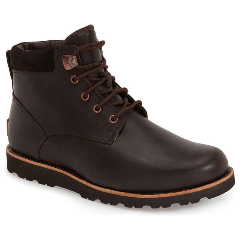 Ugg Seton TL Waterproof Stout Leather | Mar-Lou Shoes