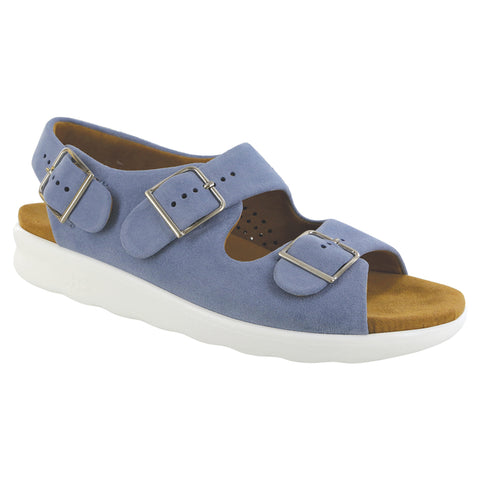 SAS Women's Relaxed Sandal Sky Blue | Mar-Lou Shoes