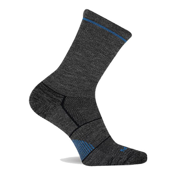 Merrell Unisex Lightweight Hiker Crew Sock Blue | Mar-Lou Shoes