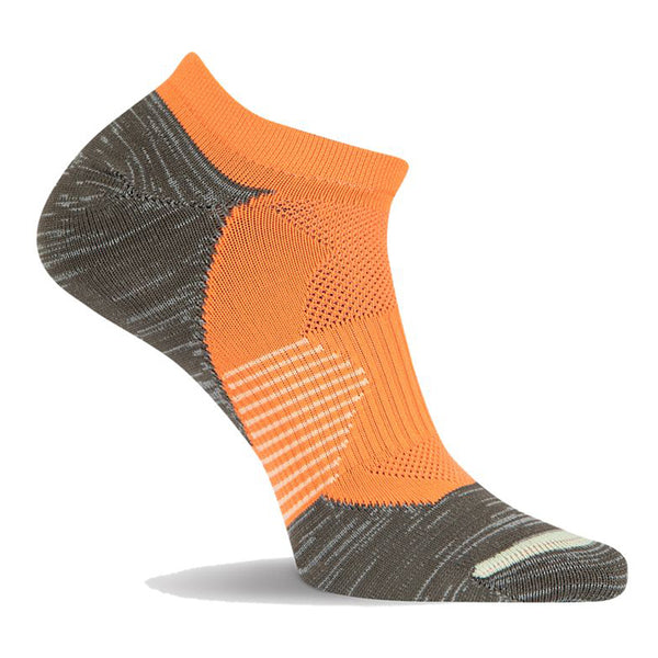Merrell Unisex Bare Access No Show Sock Orange Size S/M | Mar-Lou Shoes