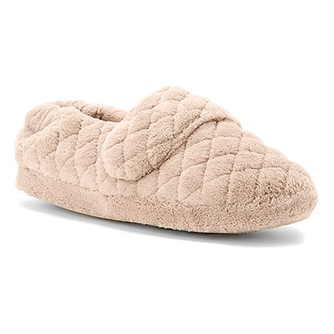 Acorn Women's Spa Wrap Slipper Taupe | Mar-Lou Shoes