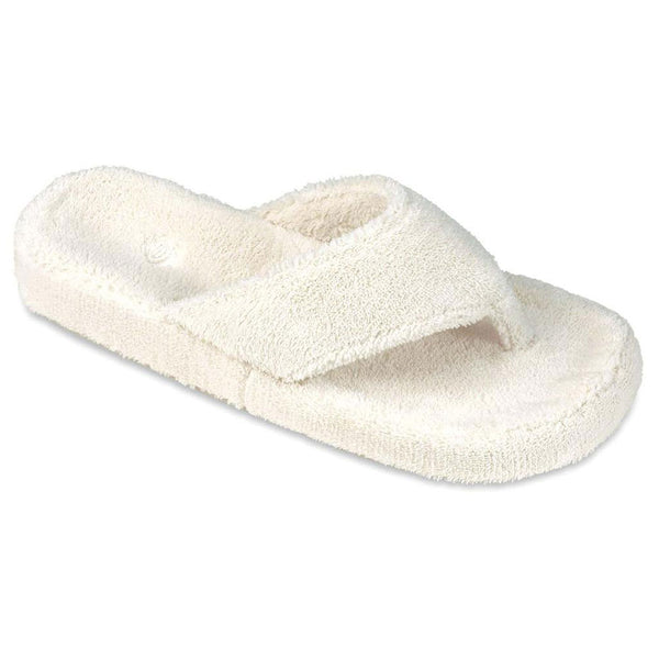 Women's Spa Thong Slippers | Mar-Lou Shoes