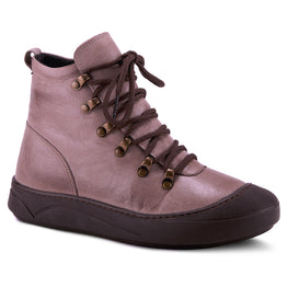 Spring Step Women's Darleen Bootie Taupe | Mar-Lou Shoes