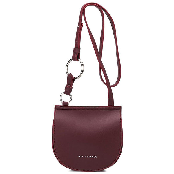 Aly Crossbody in Black, Burgundy or Olive