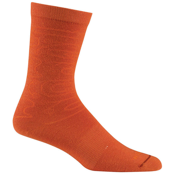 Women's D'Ivy Crew Socks in Autumn