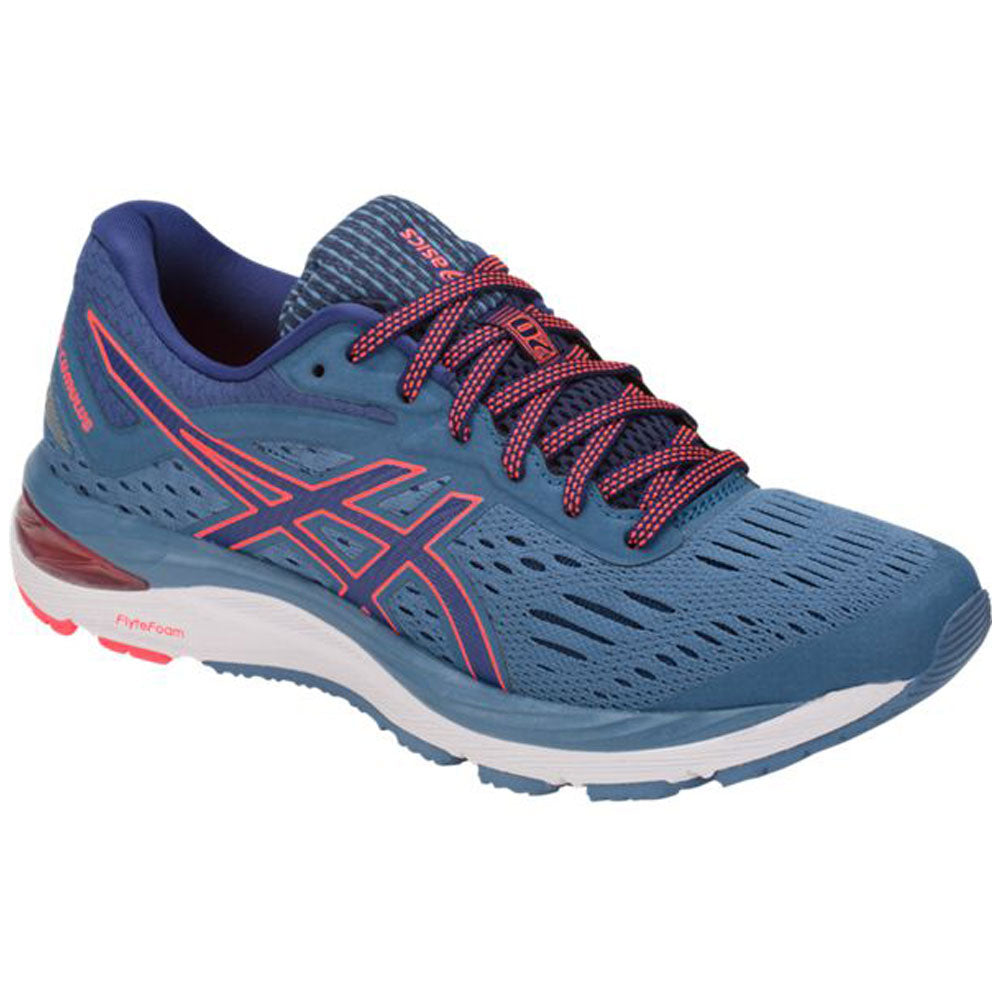 Women's GEL-Cumulus 20 in Azure/Blue Print