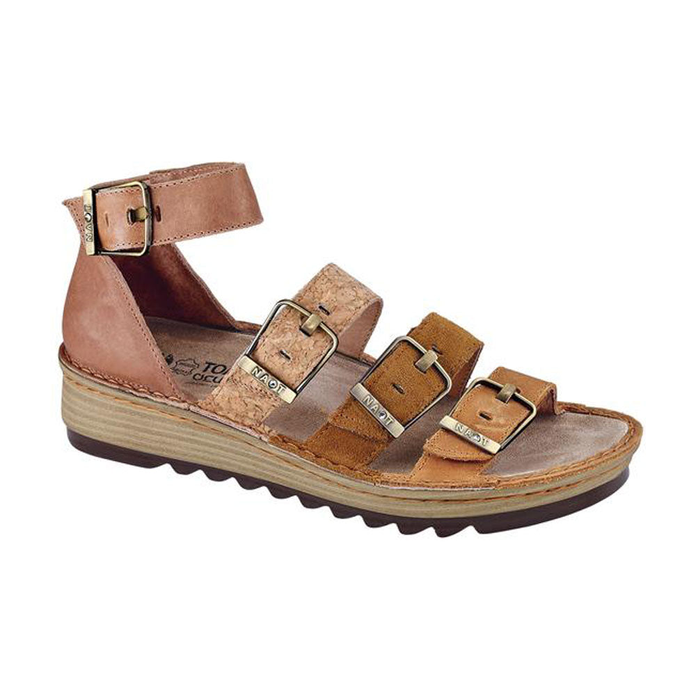 adb7e813deb Begonia Sandal in Dune Desert Found at Mar-Lou Shoes in Cleveland