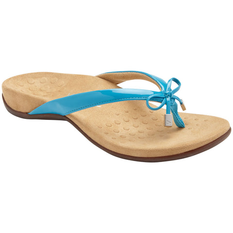 Bella II Sandal in Blue