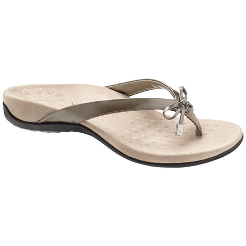 Bella II Sandal in Pewter