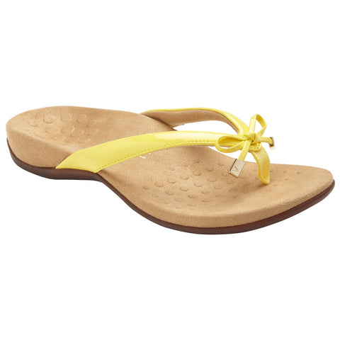 Bella II Sandal in Yellow