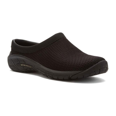 Merrell Encore Q2 Breeze in Black at Mar-Lou Shoes