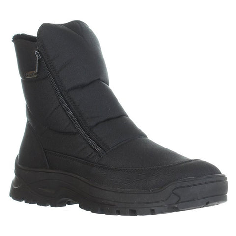 Pajar Icegrip Waterproof Boot in Black at Mar-Lou Shoes
