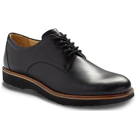Founder Oxford in Black Leather