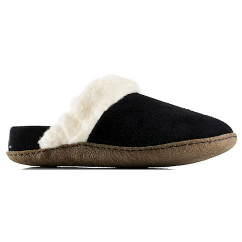 Nakiska™ Slide II Slipper in Black Suede
