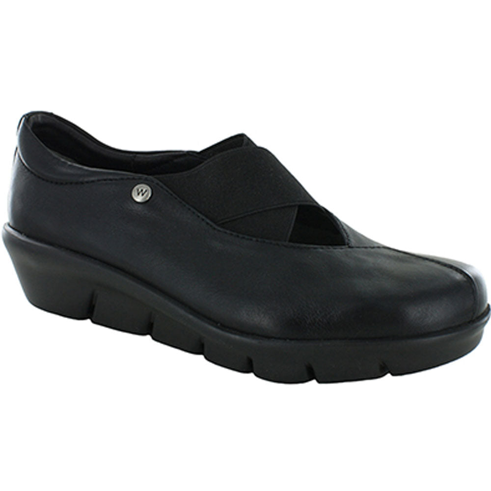 Cursa in Black Nubuck