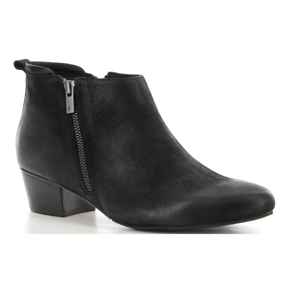 Vertice in Black Nubuck