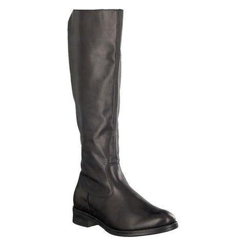 D8582 Boot in Black Leather