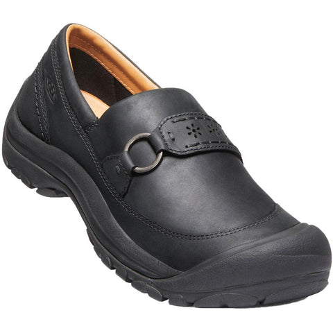 Keen Kaci II Slip-on in Black Nubuck at Mar-Lou Shoes