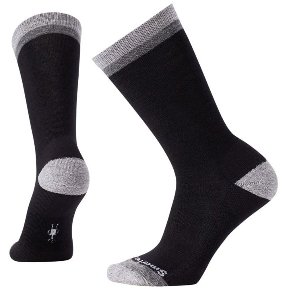 Jitterbug Crew Socks in Black