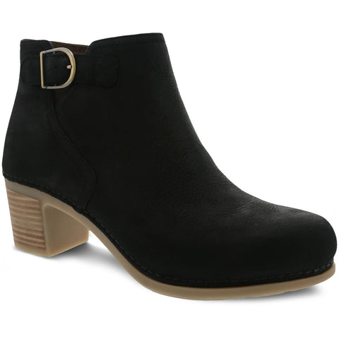 Henly in Black Nubuck