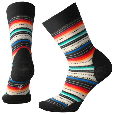 Margarita Socks in Black Multi