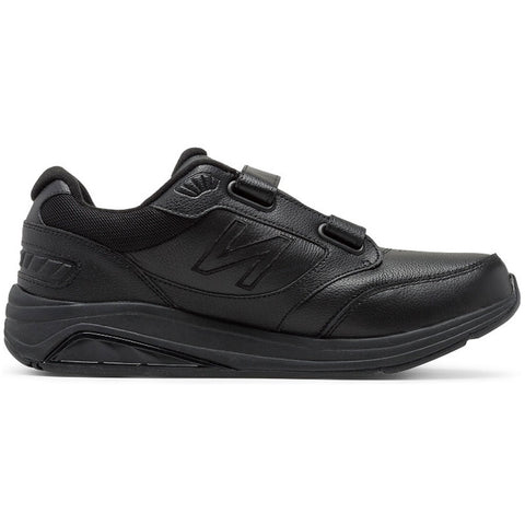 928v3 Men's Walking in Black Velcro