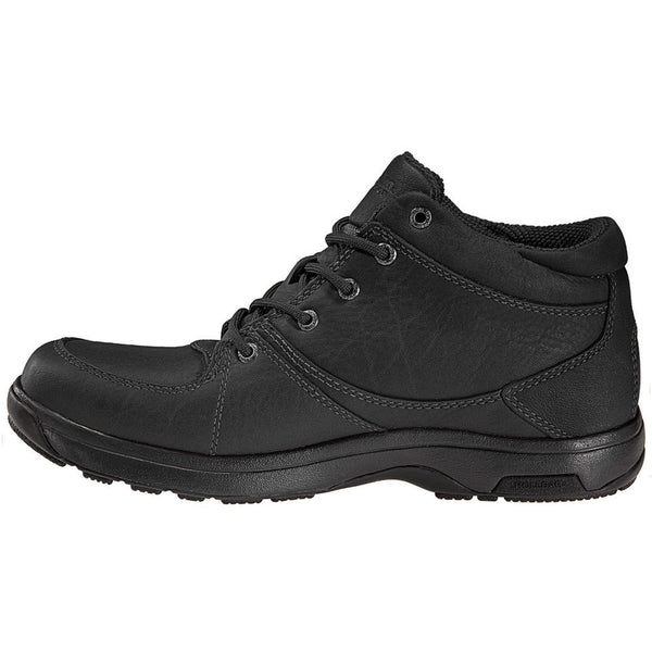Dunham Addison Waterproof Boot in Black at Mar-Lou Shoes