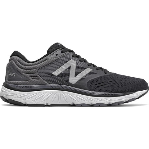 New Balance Men's 940v4 in Magnet with Marine Blue at Mar-Lou Shoes