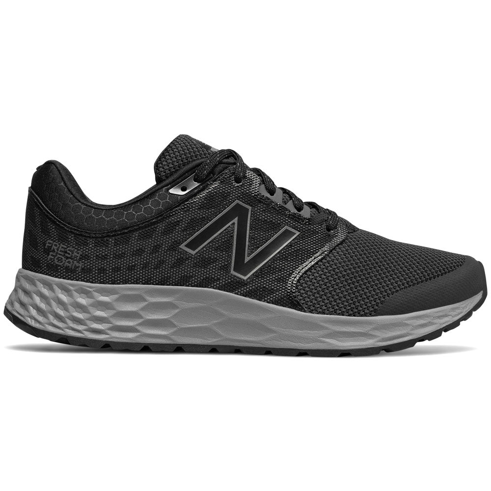 New Balance Men's Fresh Foam 1165 in Black at Mar-Lou Shoes