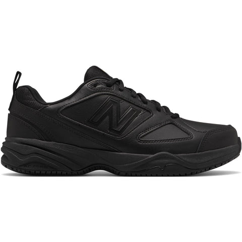 New Balance Men's 626v2 Non-Slip in Black at Mar-Lou Shoes