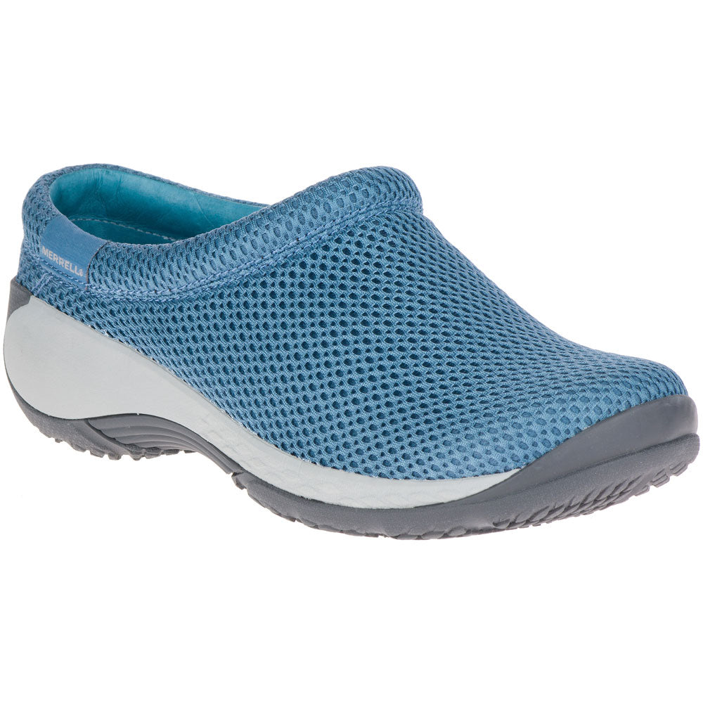 Merrell Encore Q2 Breeze in Blue Heaven Found at Mar-Lou Shoes