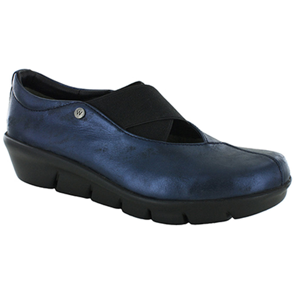 Cursa in Navy Nubuck