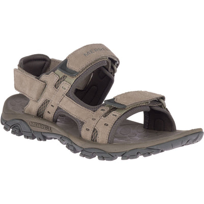 Merrell Men's Moab Drift 2 Strap in Brindle at Mar-Lou Shoe