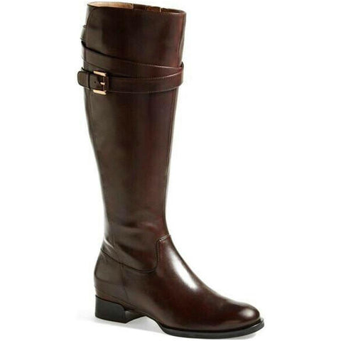 ECCO Sullivan Boot in Espresso Leather at Mar-Lou Shoes