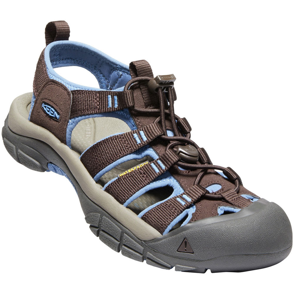 Newport H2 Sandal in Mulch/Quiet Harbor