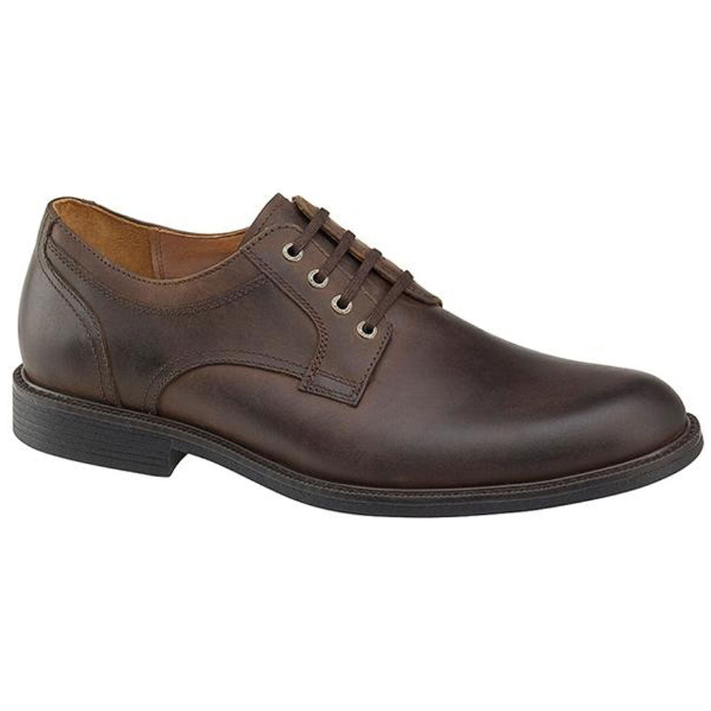Cardell Plain Toe in Waterproof Brown Leather
