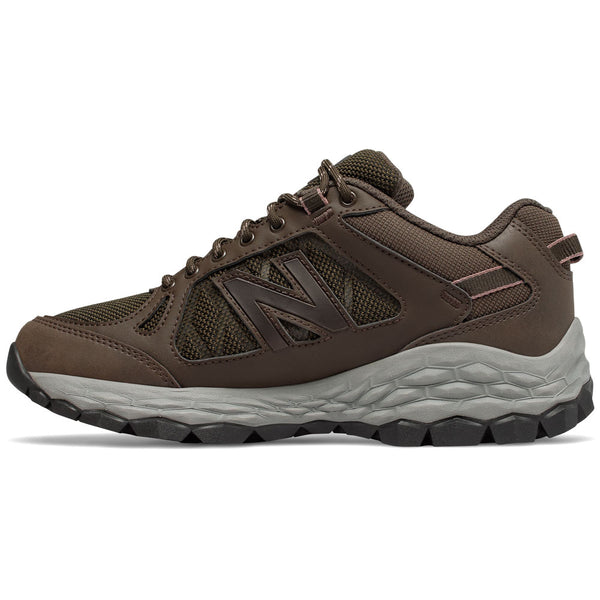 Women's 1350 in Chocolate Brown with Team Away Grey