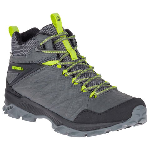 Merrell Men's Thermo Freeze Waterproof Boots in Castlerock at Mar-Lou Shoes