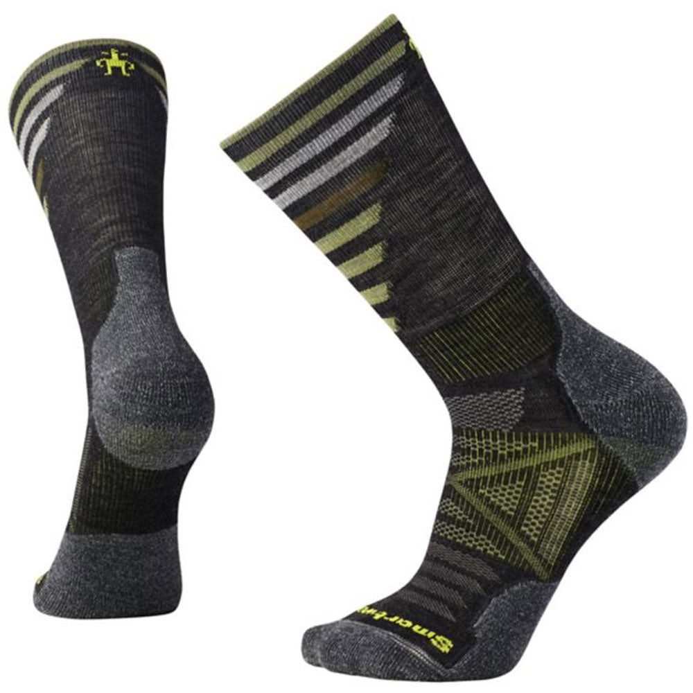 Women's PhD® Outdoor Light Crew Socks  in Charcoal