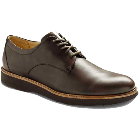 Founder Oxford in Chestnut Brown Leather