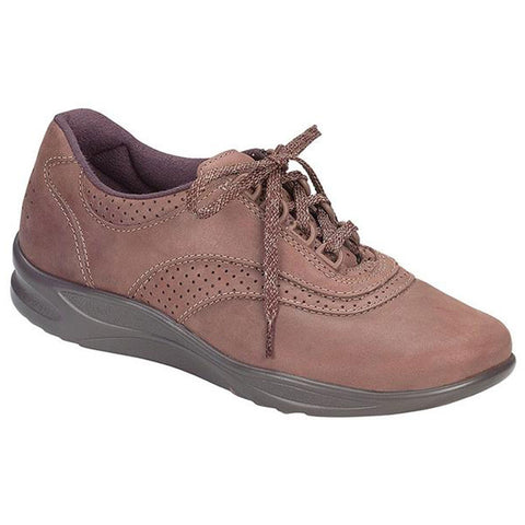 Walk Easy in Chocolate Nubuck